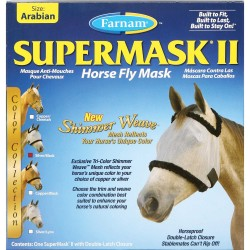 MASQUE ANTI-MOUCHE SUPERMASK II FARNAM