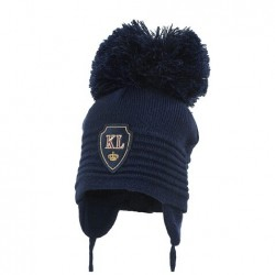 KINGSLAND LEO JUNIOR WOOLY HAT