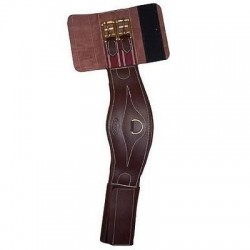 DRESSAGE GIRTH AND MONO FLAP FROM CHETAK