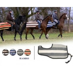 COUVRE REINS RAMBO NEWMARKET HORSEWARE