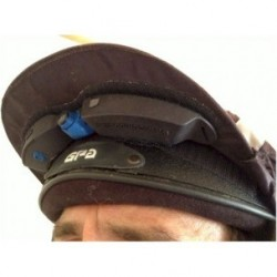 VELCRO DUAL PACK FOR HAT FOR CAMBOX ISIS CAMERA