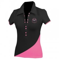 FLAGS&CUP DOLORES POLO SHIRT FOR WOMEN