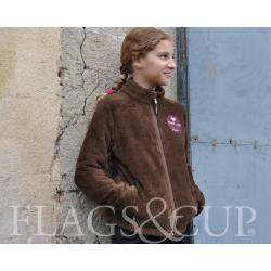 Veste polaire CHARLOTTETOWN FLAGS&CUP