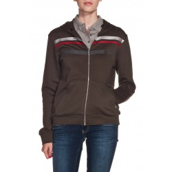 VESTE boston lady embroidery