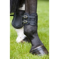 FETLOCK BOOTS LYRE LEATHER FROM HG