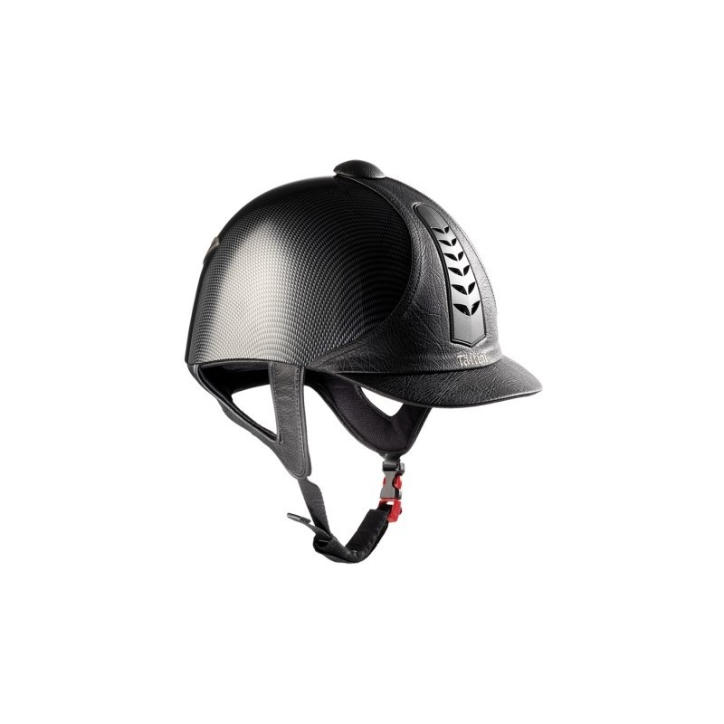 CASQUE CARBON LOOK TATTINI