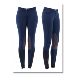 CAVALLERIA TOSCANA LIMITED EDITION RIDING BREECHES WITH GRIP