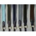 Collier de chasse hfi cuir/elastique