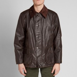 BEDALE RUSTIC BARBOUR PARKA FOR MEN