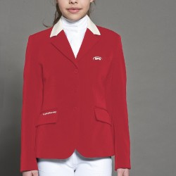 GPA GRAND PRIX II COMPETITION JACKET FOR GIRLS