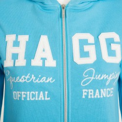 SWEAT FEMME A CAPUCHE AIRELLE HAGG