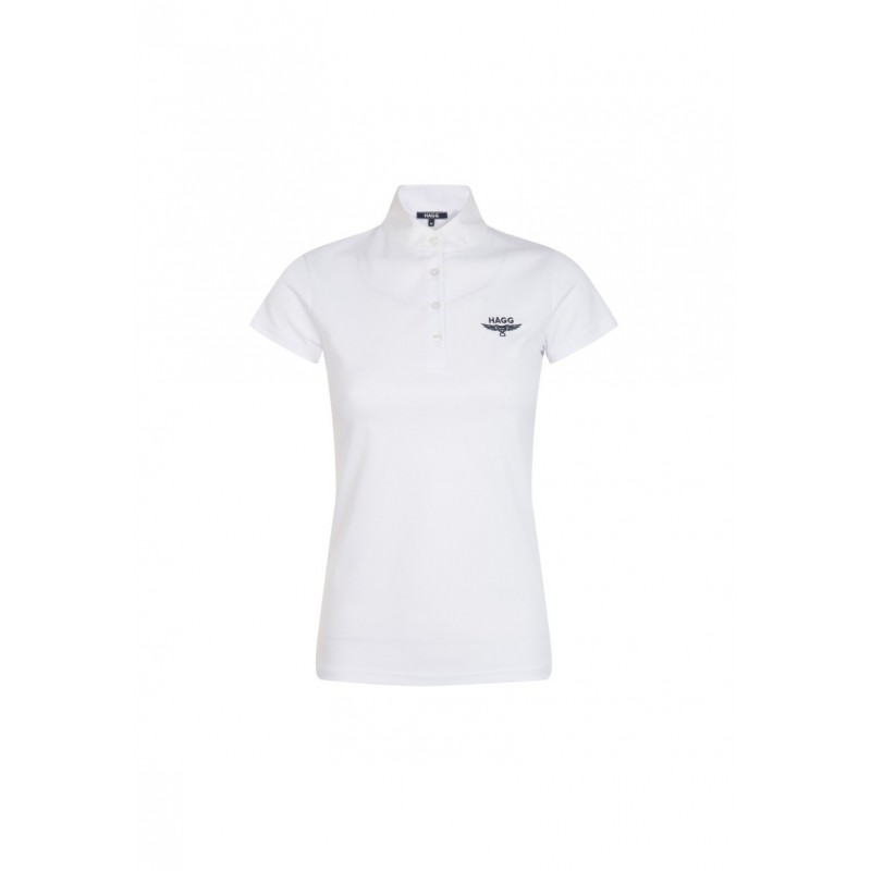 POLO CONCOURS CATUCE BLANC HAGG