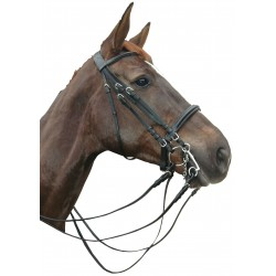 MONTIGNY PULL BACK WEYMOUTH BRIDLE