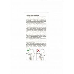 CONSEILS D'ENTRETIEN BOTTES FELLINI