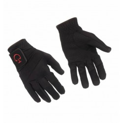 BLACK TECHNICAL GLOVES