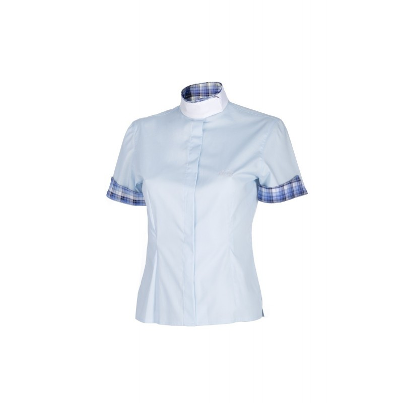 CHEMISE CONCOURS MANCHES COURTES CLARA
