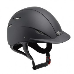 EASY 2X RIDING HELMET BLACK 56