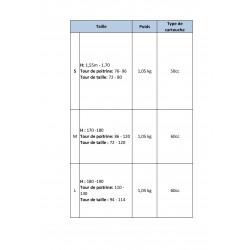 INFLATBLE AIR VEST MODEL CCE