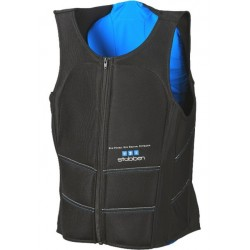 GILET PROTECTION ADULTE NOIR XS