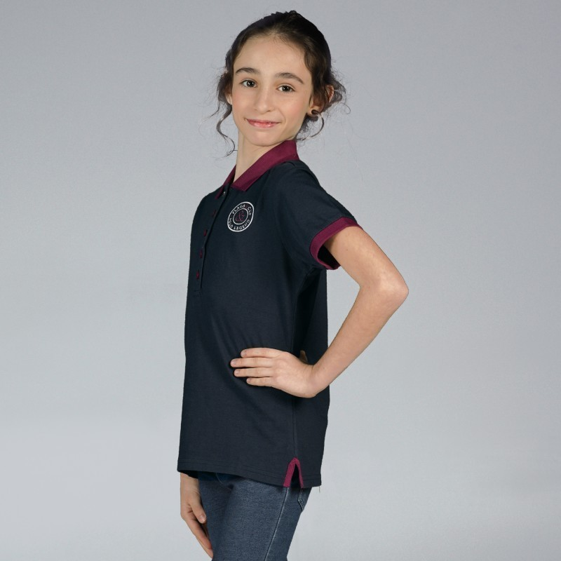 KIDS POLO CALI NAVY