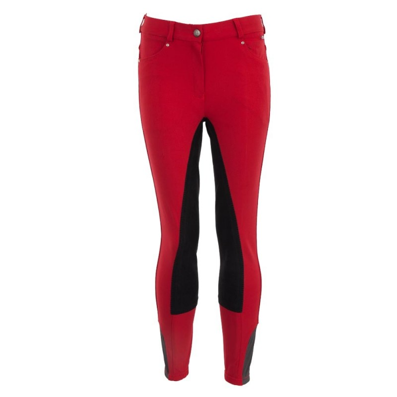 RIDING BREECHES IRIS CHILDREN FULL SEAT