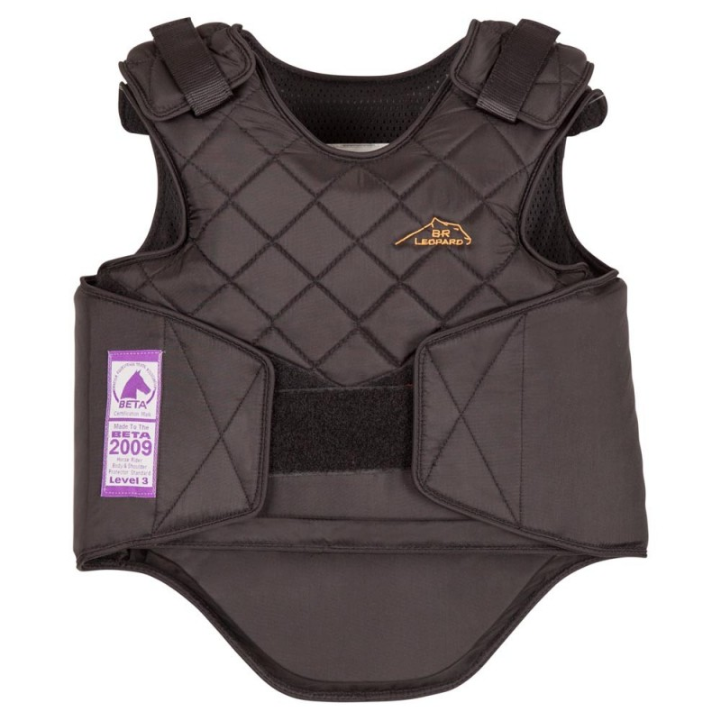 LEOPARD BODY PROTECTOR FOR CHILDREN XS
