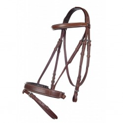 PULL-BACK BRIDLE USED LOOK