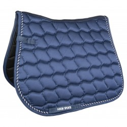 DRESSAGE SADDLE PAD AIR MESH HKM