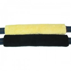 SYNTHETIC GIRTH SLEEVE BLACK 70 CM