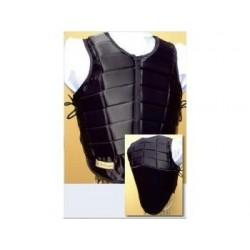 Gilets et dorsales de protection