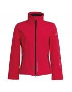 Sweaters, fleeces and softshell jackets