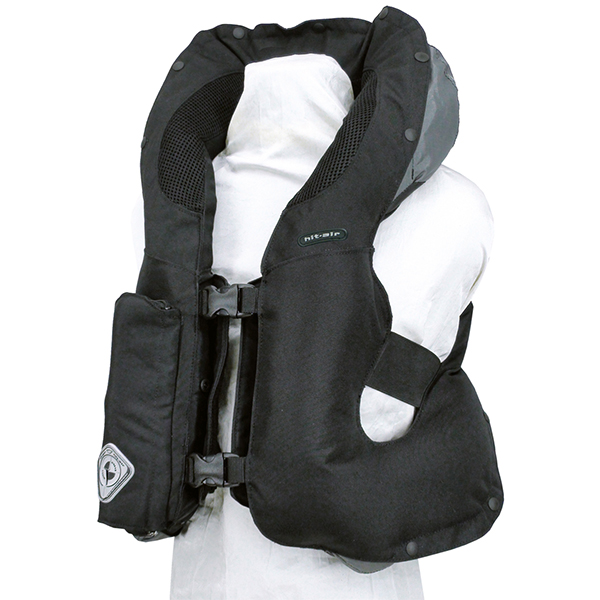 INFLATABLE AIR VEST HIT AIR
